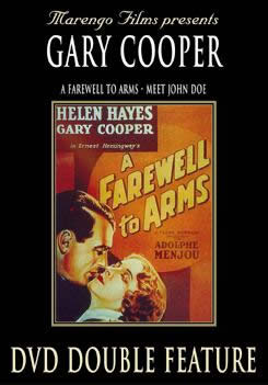 A Farewell to Arms starring Gary Cooper DVD