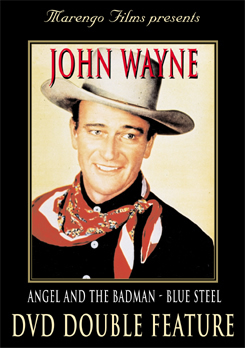 Angel and the Badman starring John Wayne DVD