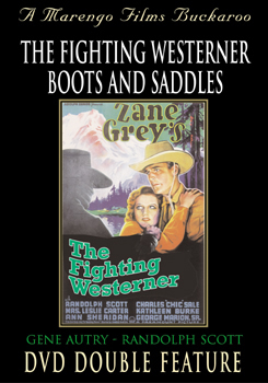 Boots and Saddles starring Gene Autry DVD