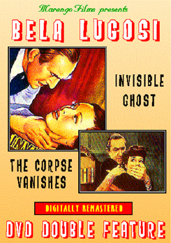 Invisible Ghost starring Bela Lugosi 1941