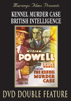 Kennel Murder Case starring William Powell 1933 DVD