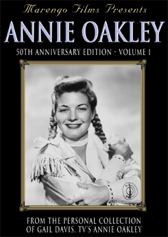 Annie Oakley - Classic Films 50th Anniversary Edition DVD