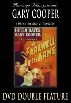 Gary Cooper DVD Double Feature
