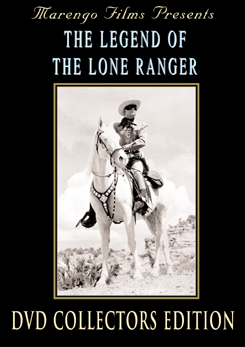 Clayton Moore in the Legend of the Lone Ranger