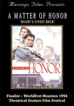 A Matter of Honor - Rugby's Finest Hour DVD