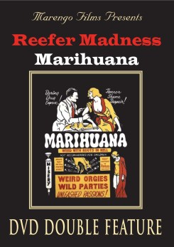 Reefer Madness / Marihuana - DVD