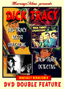 Dick Tracy Meets Gruesome on DVD