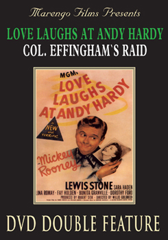 Love Laughs at Andy Hardy & Colonel Effingham's Raid Classic DVD