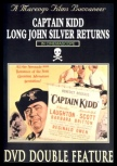Captain Kidd / Long John Silver Returns - DVD