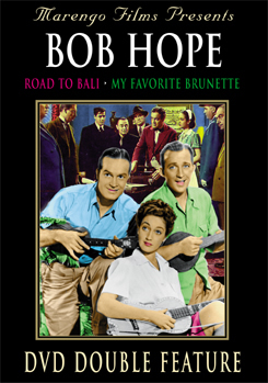 My Favorite Brunette starring Bob Hope DVD 1947