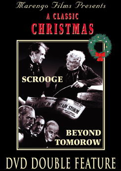 Scrooge starring Seymour Hicks 1935 DVD