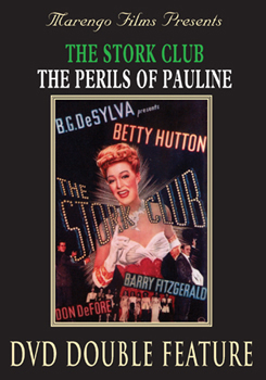 The Perils of Pauline starring Betty Hutton 1947 DVD